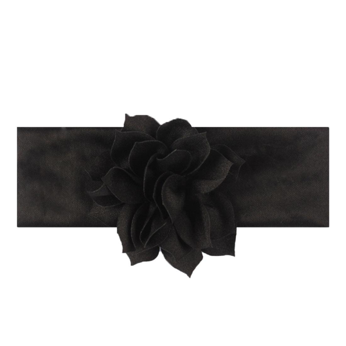 Baby-Bow-Nylon-Headband-Soft-Stretch-Flower-Nylon-Headband-Children-039-s-Headband thumbnail 9