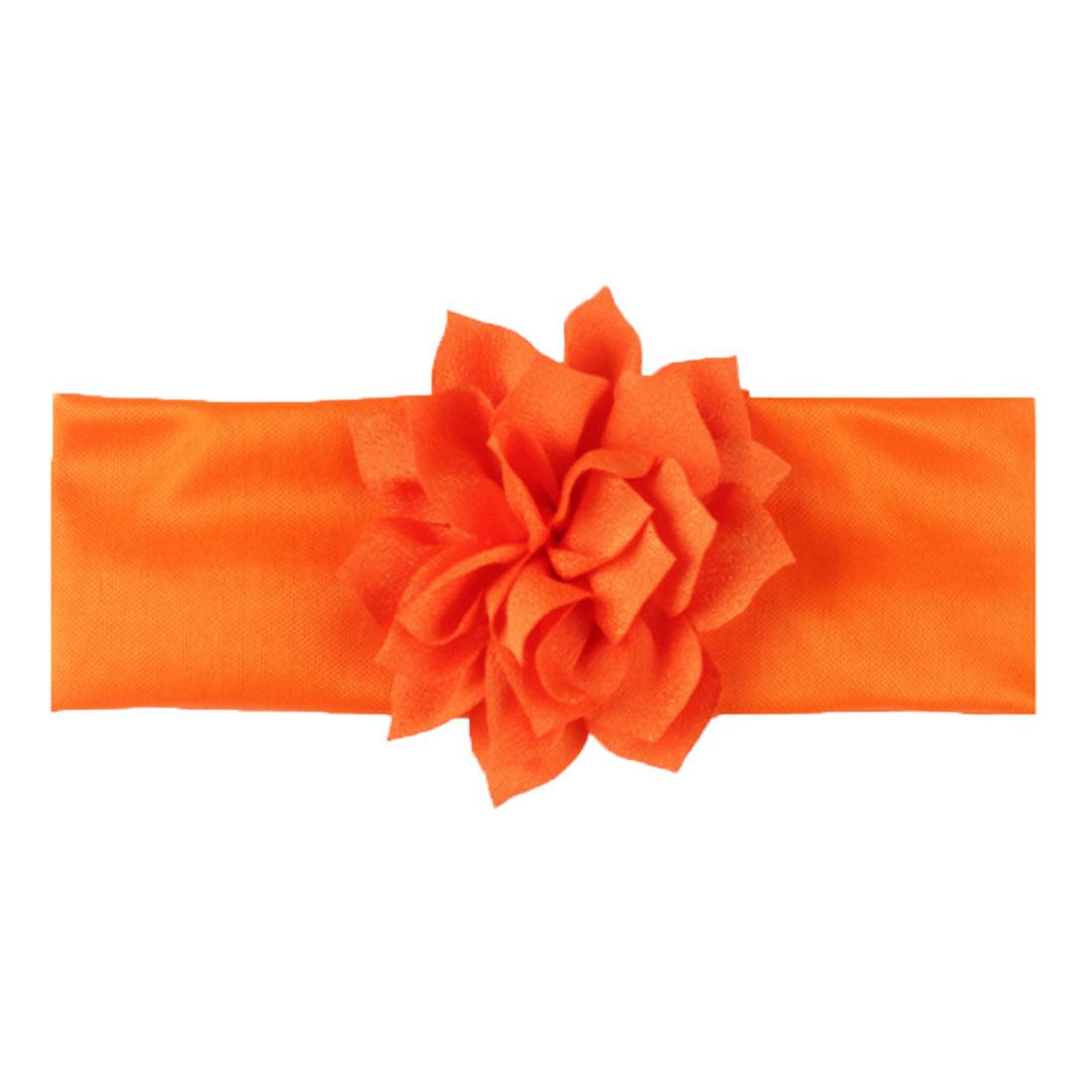 Baby-Bow-Nylon-Headband-Soft-Stretch-Flower-Nylon-Headband-Children-039-s-Headband thumbnail 8