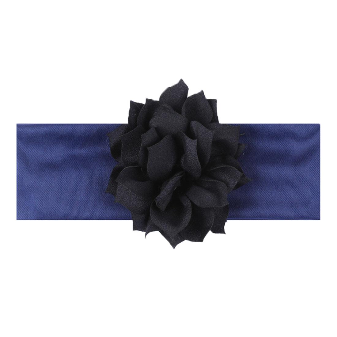 Baby-Bow-Nylon-Headband-Soft-Stretch-Flower-Nylon-Headband-Children-039-s-Headband thumbnail 7